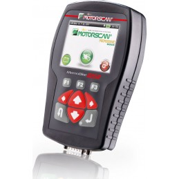 Motorcycle Diagnostic Scan...