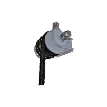 Recoil Reel for Extraction Hose