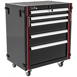 QUBE 5 Drawer Tool chest
