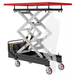 T250M Motorcycle Tyre Changer