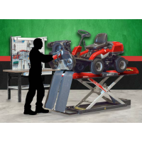 ATV, QUAD & MOWER LIFTS
