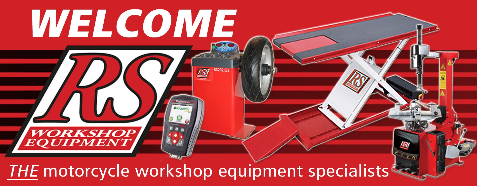 RS Workshop Equipment