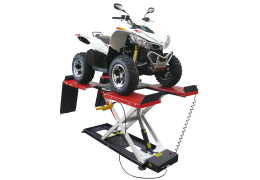 Ride on Mower Lifts