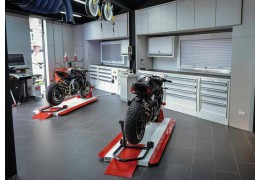 Motorcycle Workshop Equipment